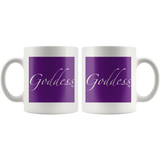 Goddess Mug - Audio Swag