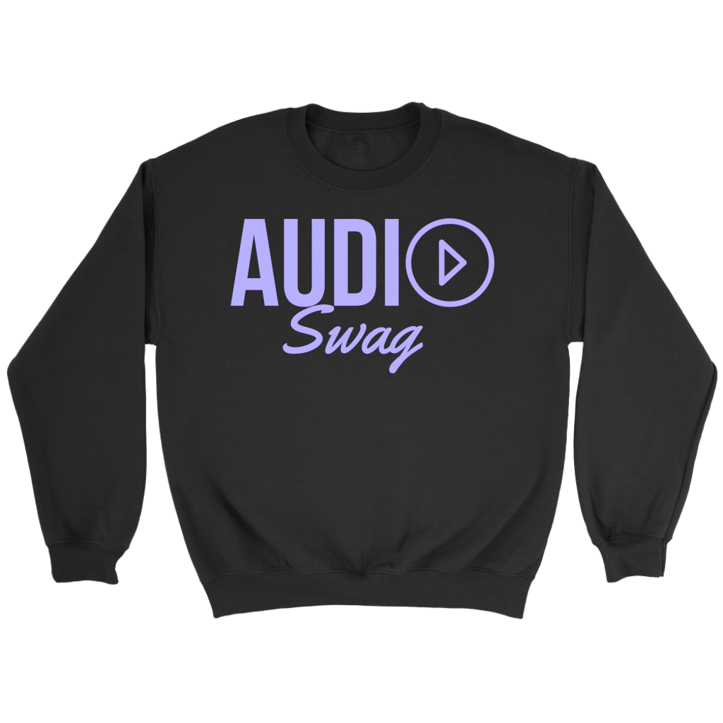 Audio Swag Crewneck
