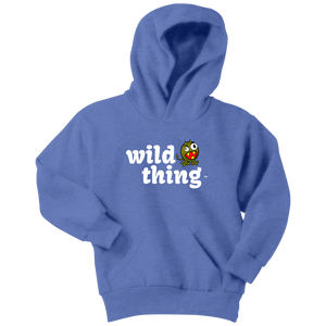 Wild Thing Youth Hoodie - Audio Swag