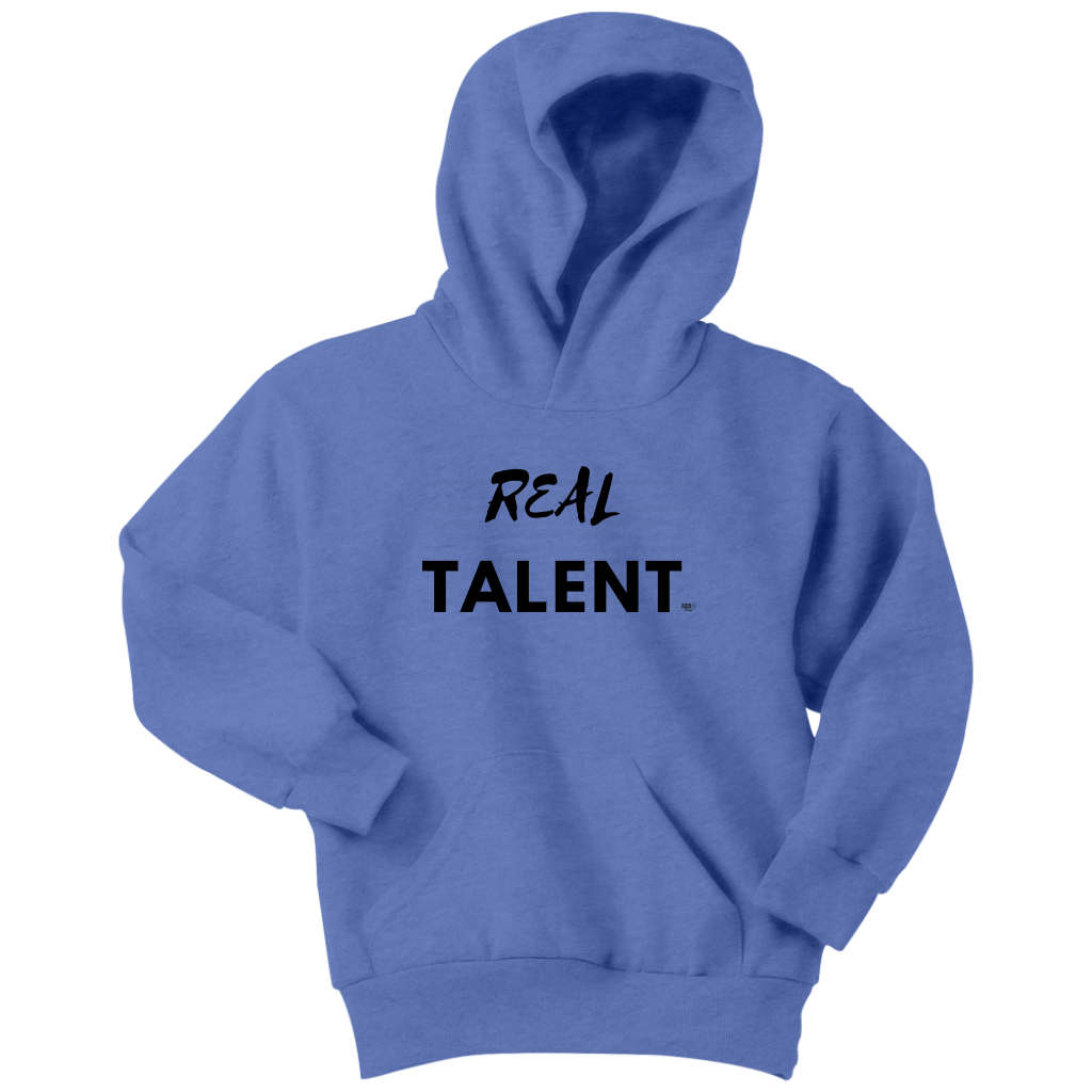 Real Talent Youth Hoodie - Audio Swag