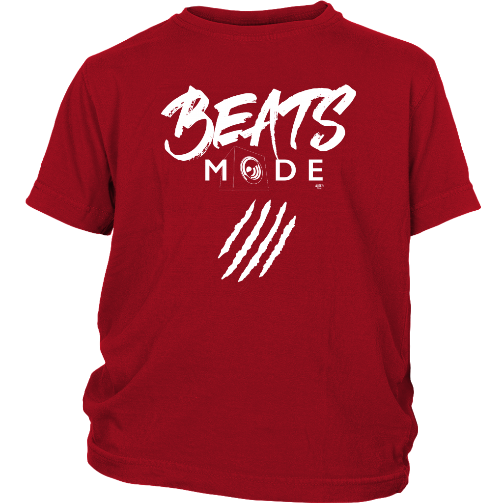 Beats Mode Youth Tee - Audio Swag