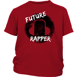 Future Rapper Youth T-shirt - Audio Swag