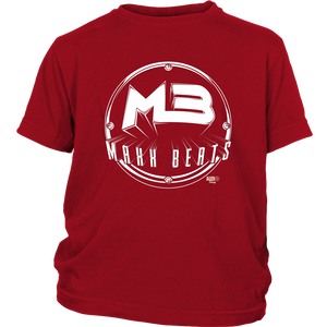 MAXXBEATS Vintage Logo Youth T-shirt - Audio Swag
