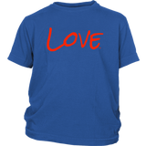 Love Youth Tee - Audio Swag