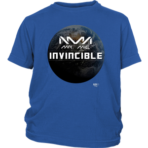 Mr Mig Invincible Youth T-shirt - Audio Swag