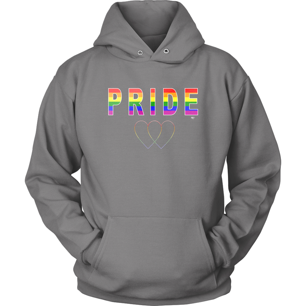 Pride Love Is Love Hoodie - Audio Swag