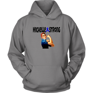 Michelle Strong Hoodie - Audio Swag