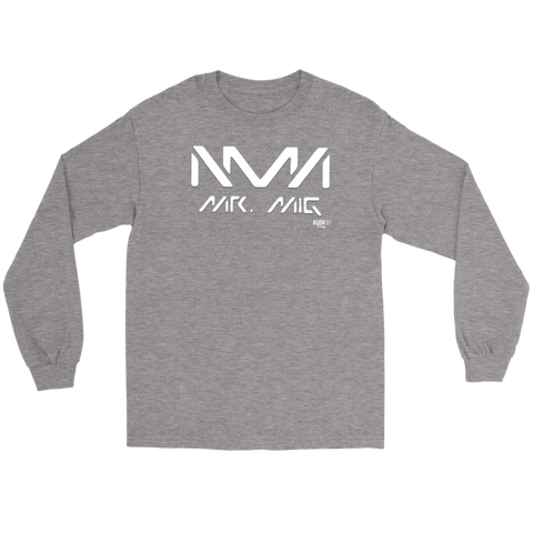 Mr. Mig Logo Long Sleeve T-shirt