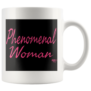 Phenomenal Woman Mug
