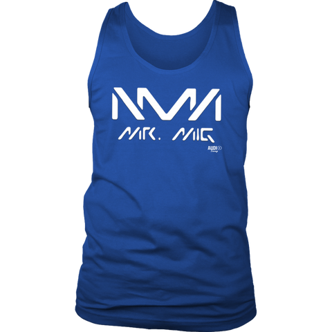 Mr. Mig Logo Mens Tank Top