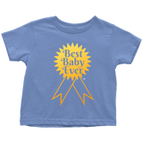 Best Baby Ever Toddler T-shirt - Audio Swag
