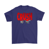 Crush It Motivational Mens T-shirt - Audio Swag
