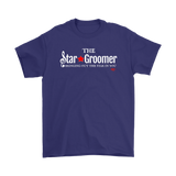 The Star Groomer Mens T-shirt - Audio Swag