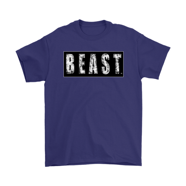 Beast Fitness Mens T-shirt - Audio Swag