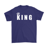 King Mens Tee by Audio Swag - Audio Swag