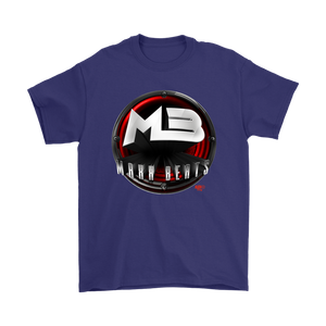 MAXXBEATS Red Logo Mens T-shirt - Audio Swag