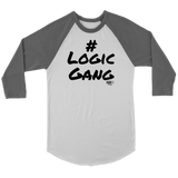 #Logic Gang Raglan - Audio Swag
