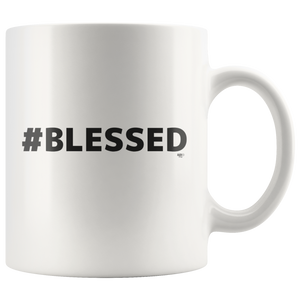 #Blessed Mug - Audio Swag