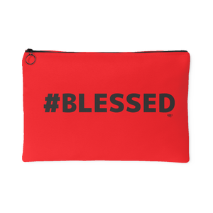 #Blessed Large Accessory Pouch - Audio Swag