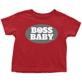Boss Baby Toddler T-shirt - Audio Swag