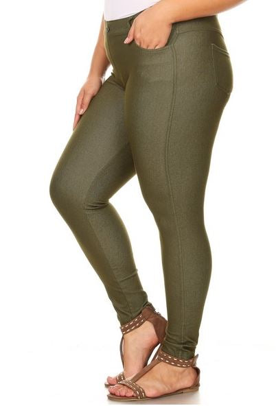 The Most Comfortable Jeggings EVER (Includes Curvy)