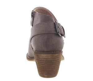 Corky's Grey Bootie (Final Sale)