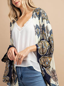 The Kimono With IT ALL