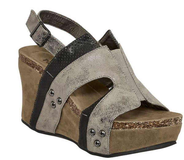 The Comfy Ones in Pewter