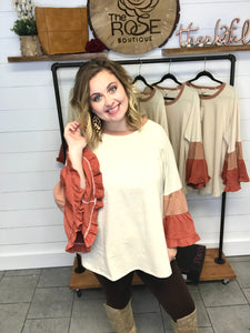 SALE~The Top that Makes You Feel Right (final sale)