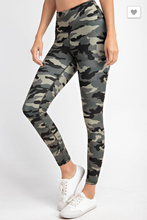Load image into Gallery viewer, The Camo Leggings