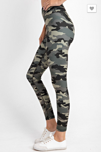 The Camo Leggings