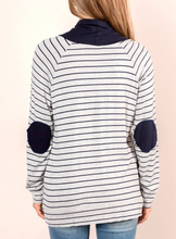 Load image into Gallery viewer, The Nautical Stripe Hoodie