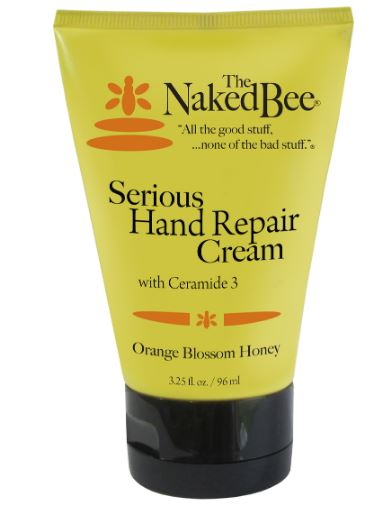 Naked Bee Orange Blossom Honey Serious Hand Repair