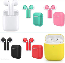Load image into Gallery viewer, SALE- i12 TWS Wireless Bluetooth EarPods