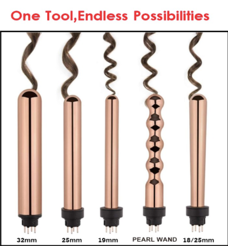 7 IN 1 LOTUS WAND