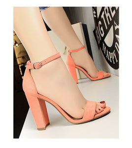 Cora High Heels - lotusglam