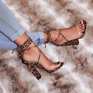 Marissa Ankle Strap Sandals - lotusglam