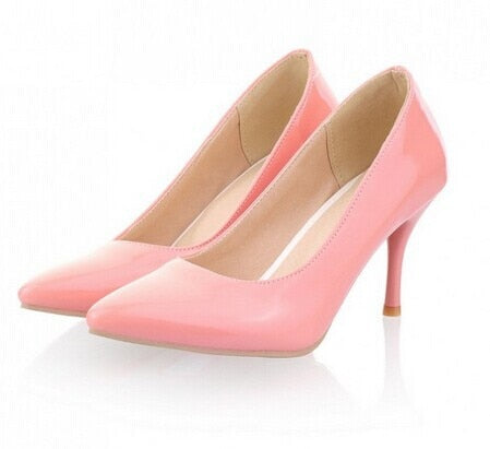 Fashion high heels - lotusglam