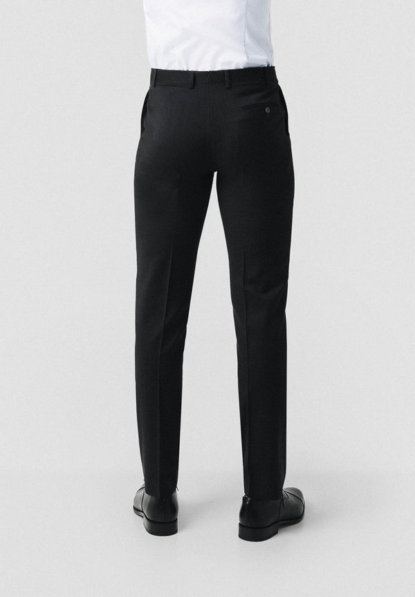 SMART WOOL TROUSERS IN A CLASSIC STYLE