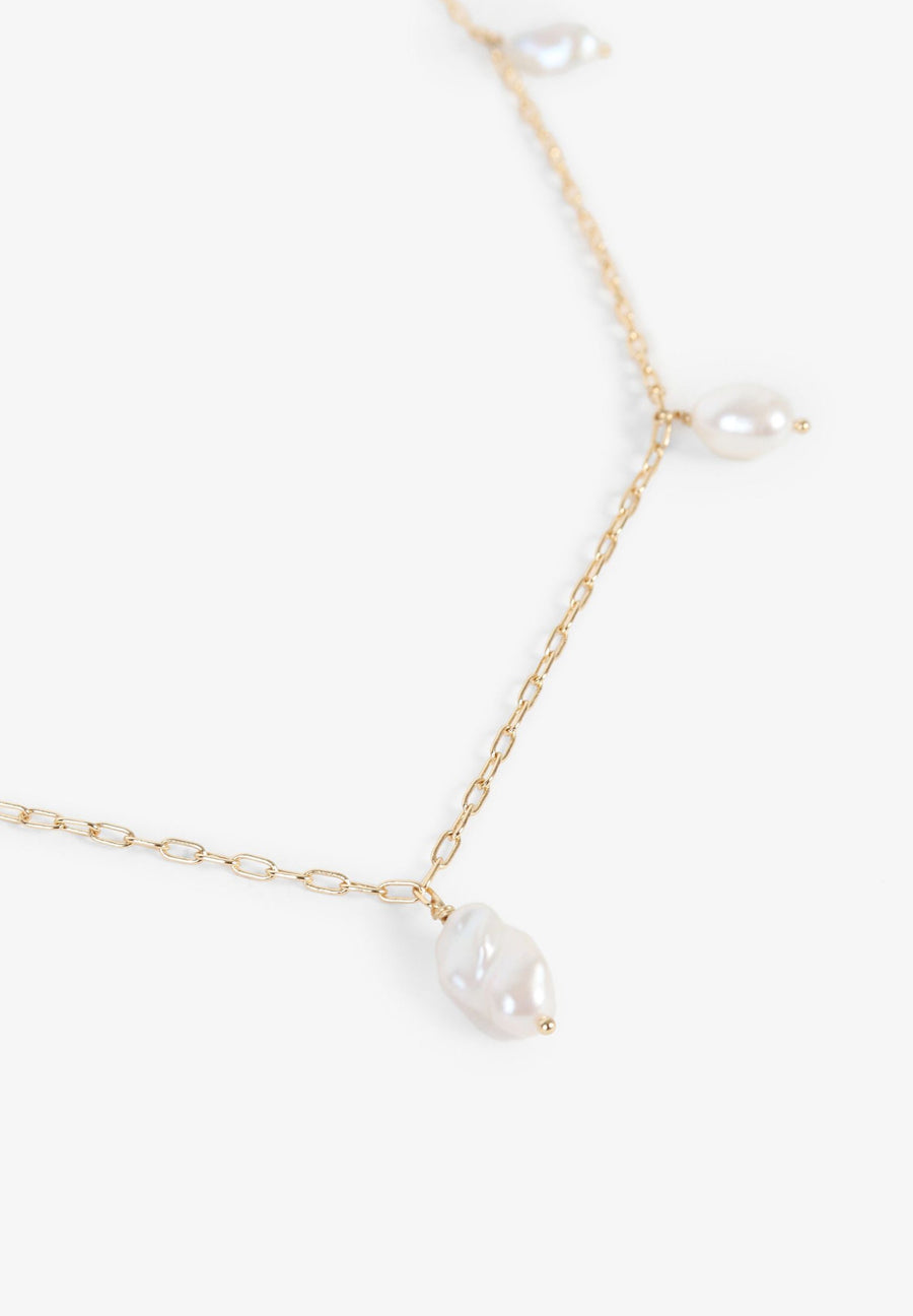 MULTIPEARL NECKLACE