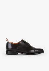 SMART LEATHER OXFORD SHOES