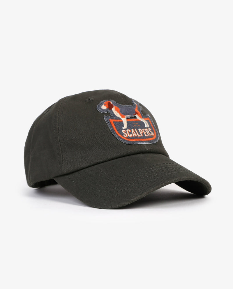 EMBROIDERED PATCH CAP