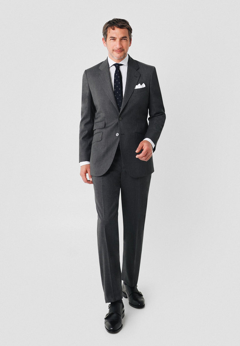 CLASSIC COTTON SUIT HALF CANVAS