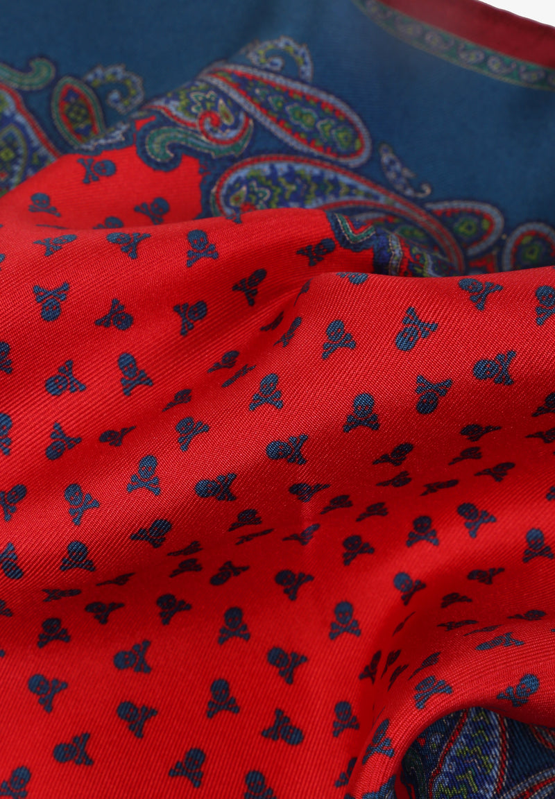 PRINT POCKET SQUARE