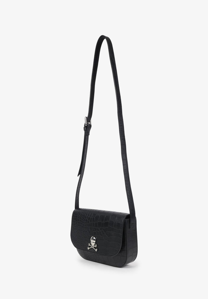 CROSSBODY BAG WITH SKULL