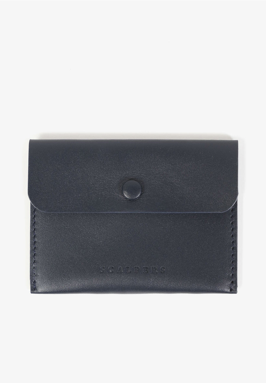 WALLET WITH FLAP POCKET