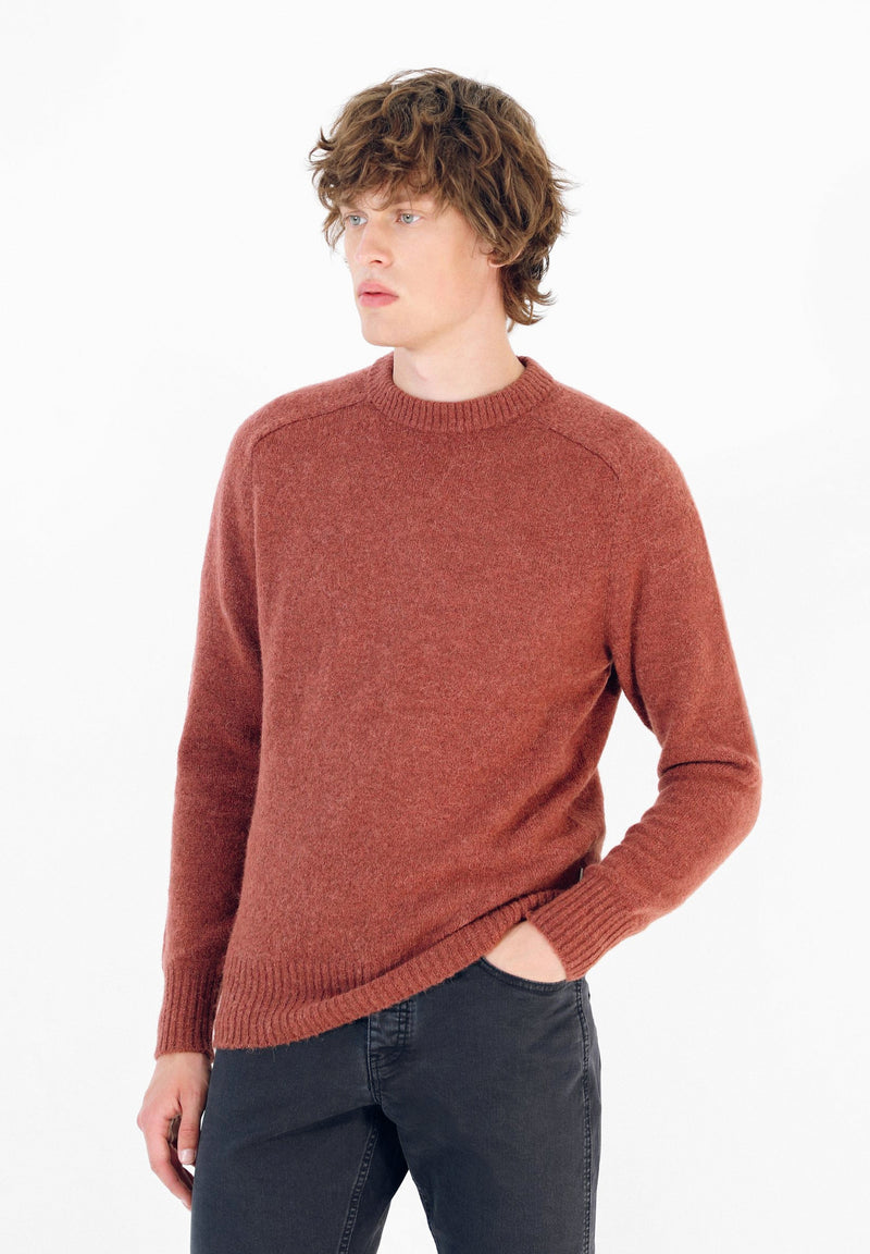 WOOL BLEND SWEATER