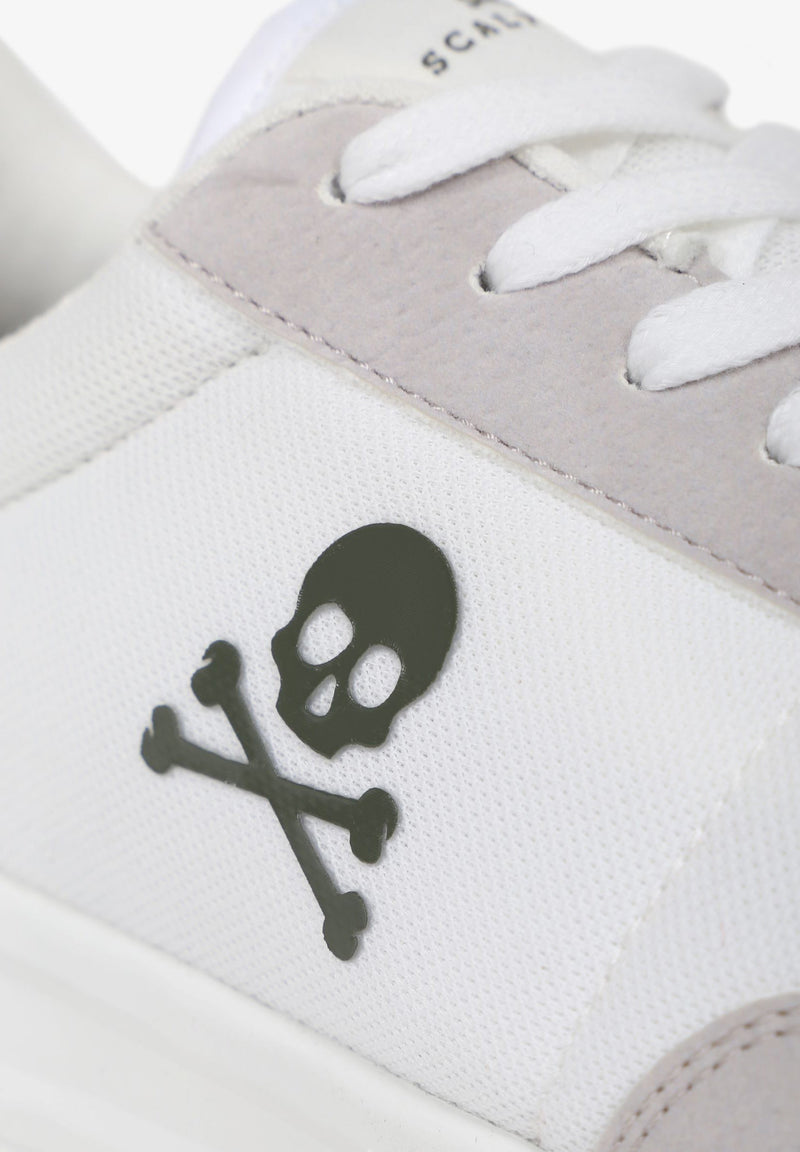 SNEAKERS WITH SIDE SKULL