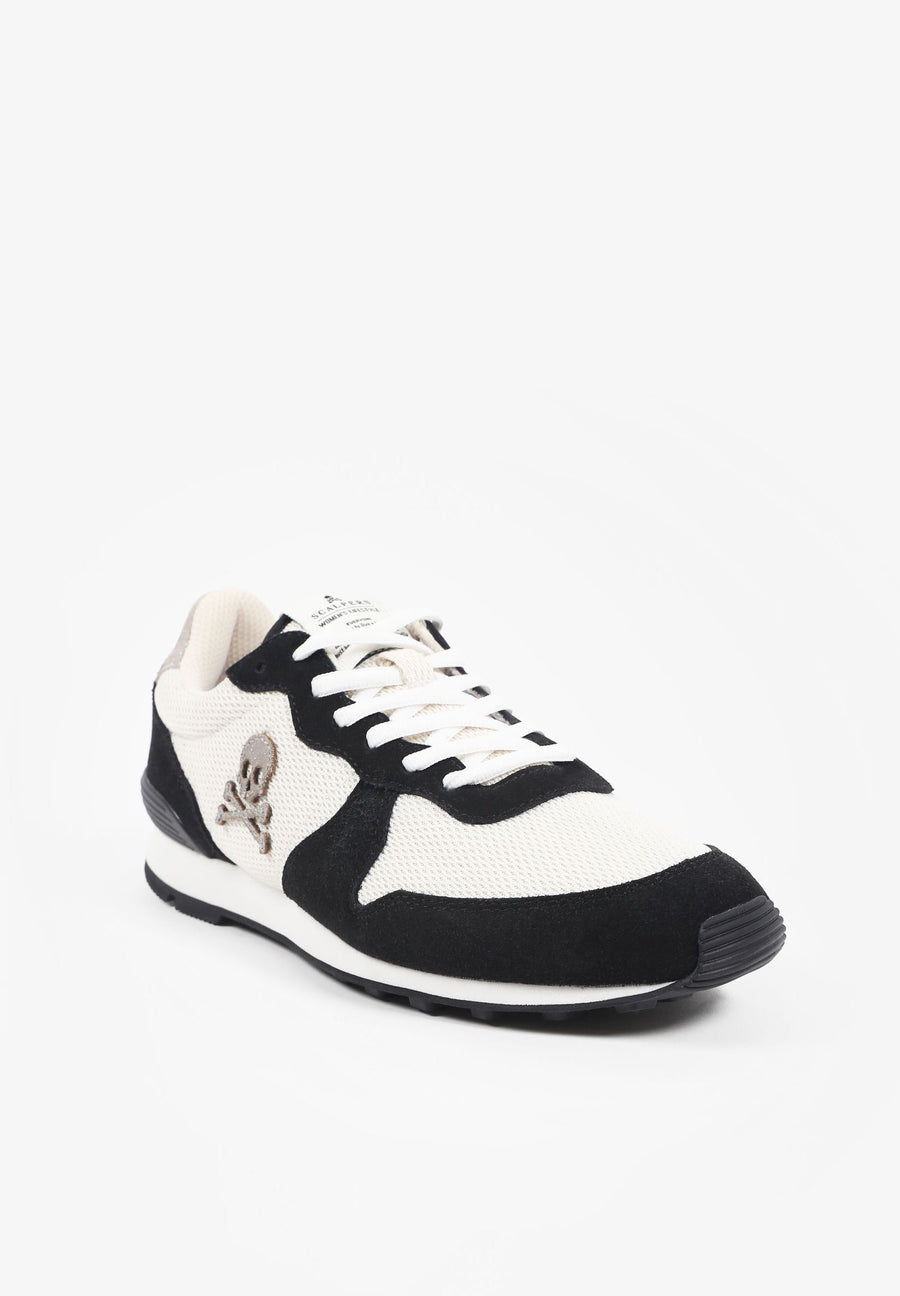 NATURAL INSIGNIA SNEAKERS