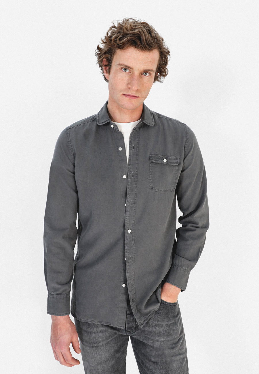 BREAST POCKET SHIRT